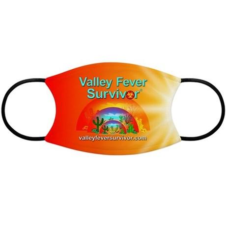 Valley Fever Survivor Face Mask